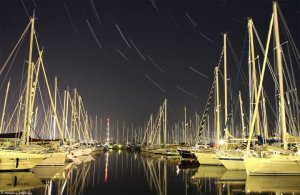 star-trails-over-gouvia-marina