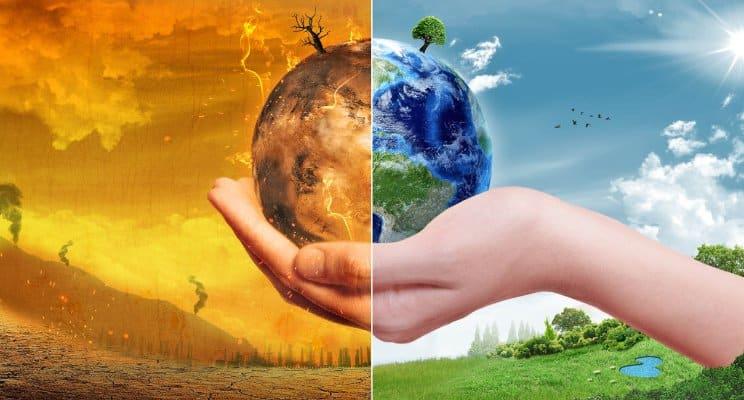 Saving Our Earth