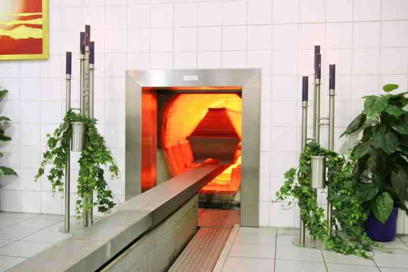 Cremation Process