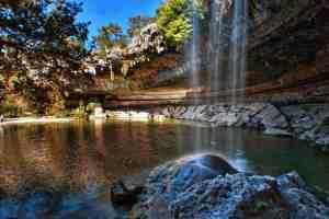 Dripping Springs TX Hamilton Pool