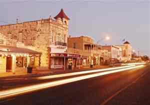 Fredricksburg Texas