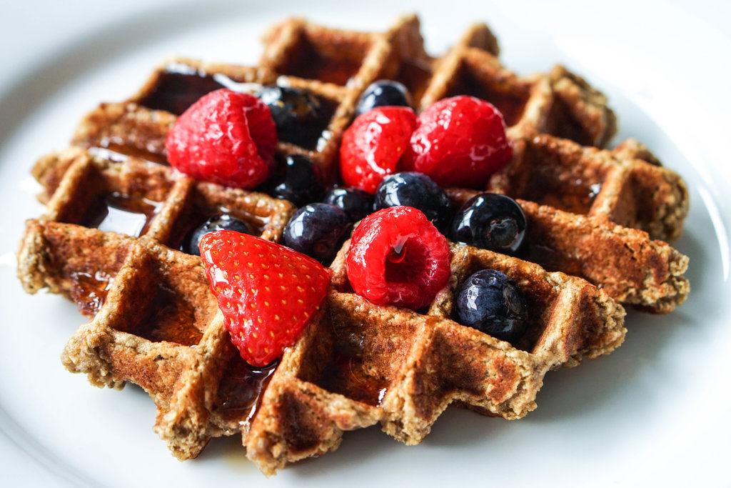 Protein Pancakes & Waffles