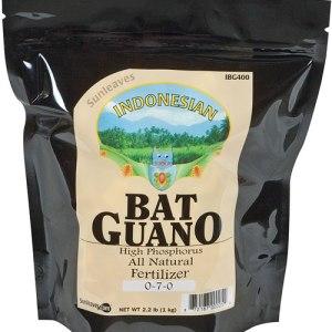 Bat Guano Cannabis Nutrients