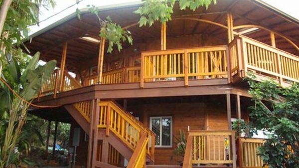 Bamboo Living Homes.