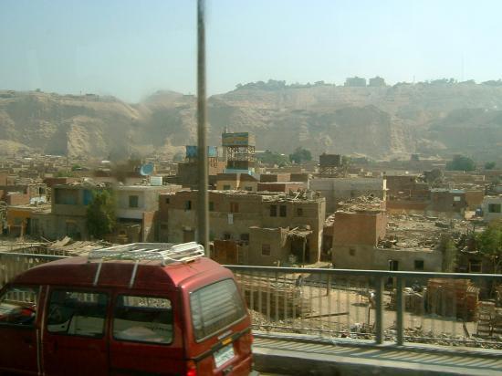 cairo slum