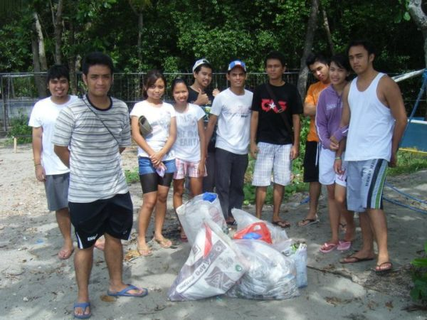 Clean the environment