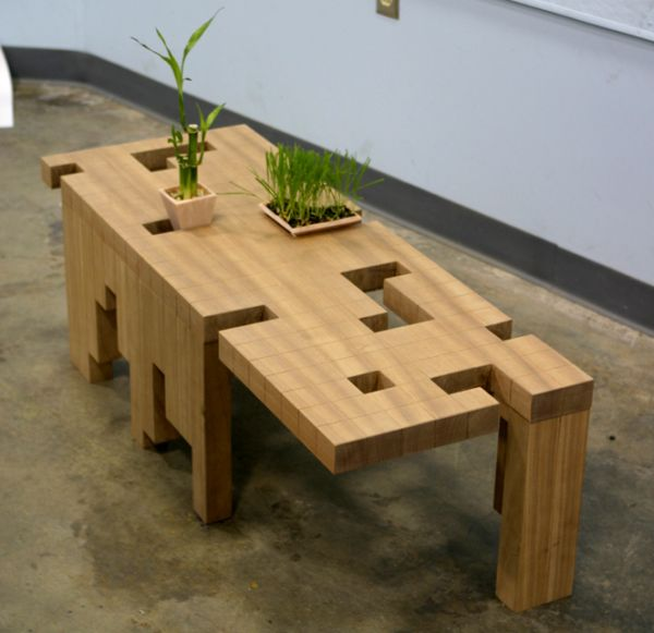 Awesome Coffee Table By Devin Rutz
