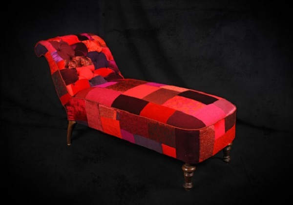 Eclectic Furniture Made from Recycled Materials
