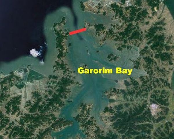 Garorim Bay Tidal Power Station