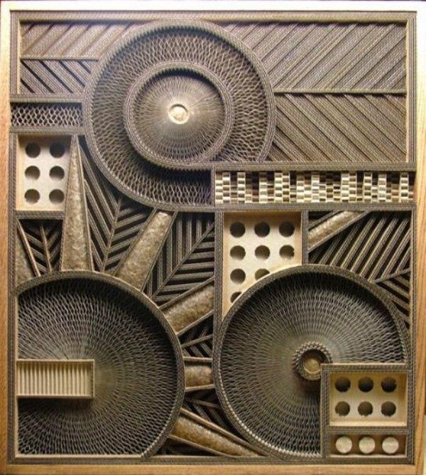 5 Creative Cardboard Sculptures