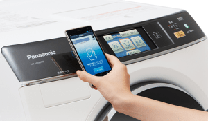 Panasonic_SmartWashingMachine