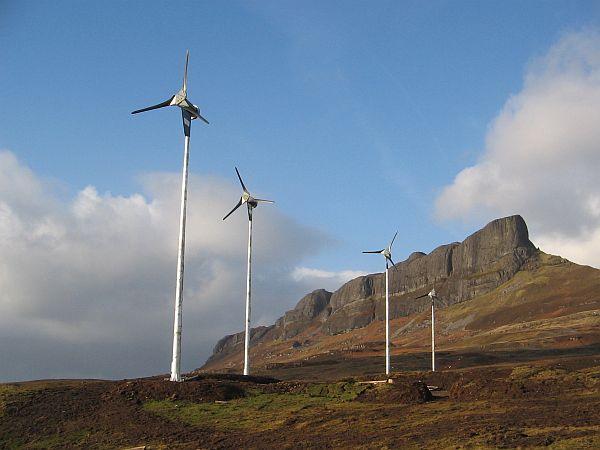 Island of Eigg, Scotland