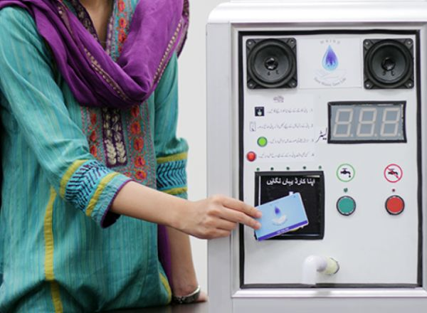 Solar-powered ATMs