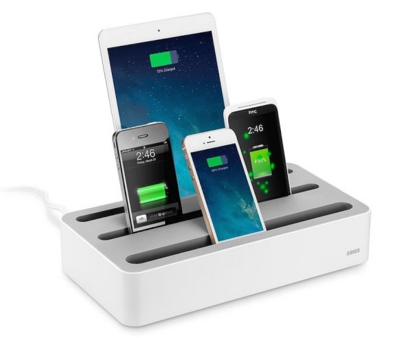 Device Charging Stations