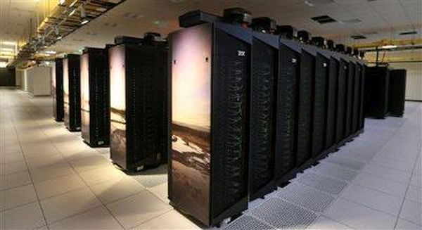 Bio-Powered Super Computer