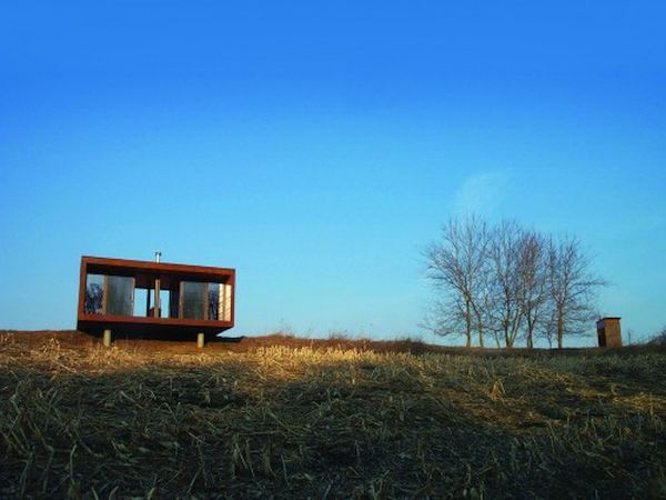 """Alchemy Architects designed the """"weeHouse"""