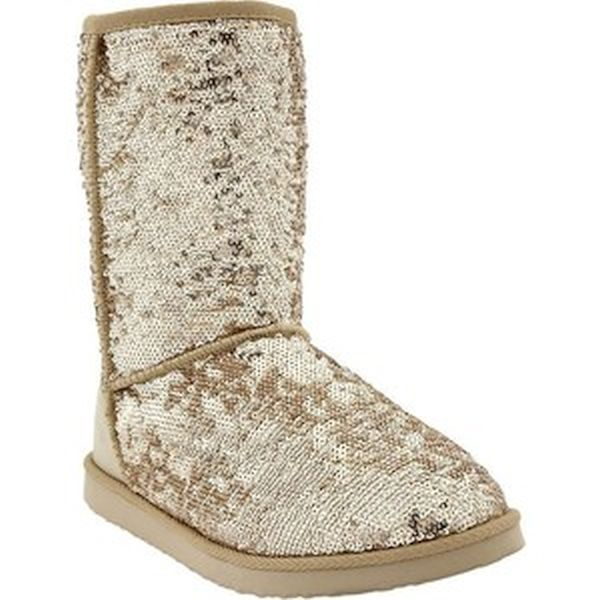 Sparkly Boots from Old Boots