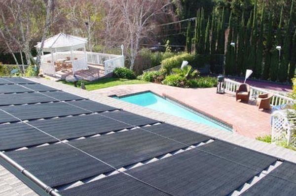 solar powered pool heaters