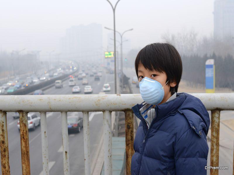 Children Breathe Toxic Air