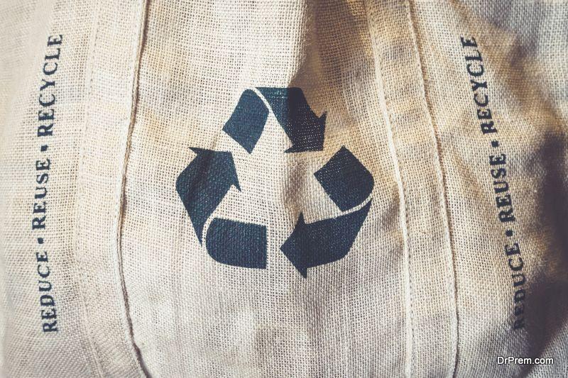 The Ecofriendly goodie bag