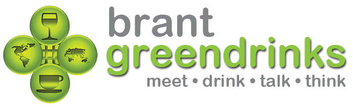 Brant Greendrinks | Eat Talk Drink Think