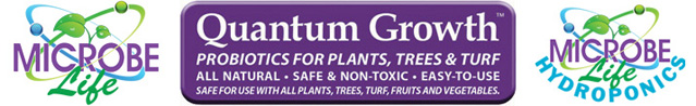 Quantum Growth MicrobeLife Organic Biological Products