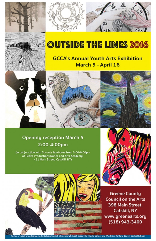 Outside the Lines 2016 poster.indd