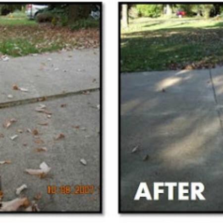 Sidewalk Leveling