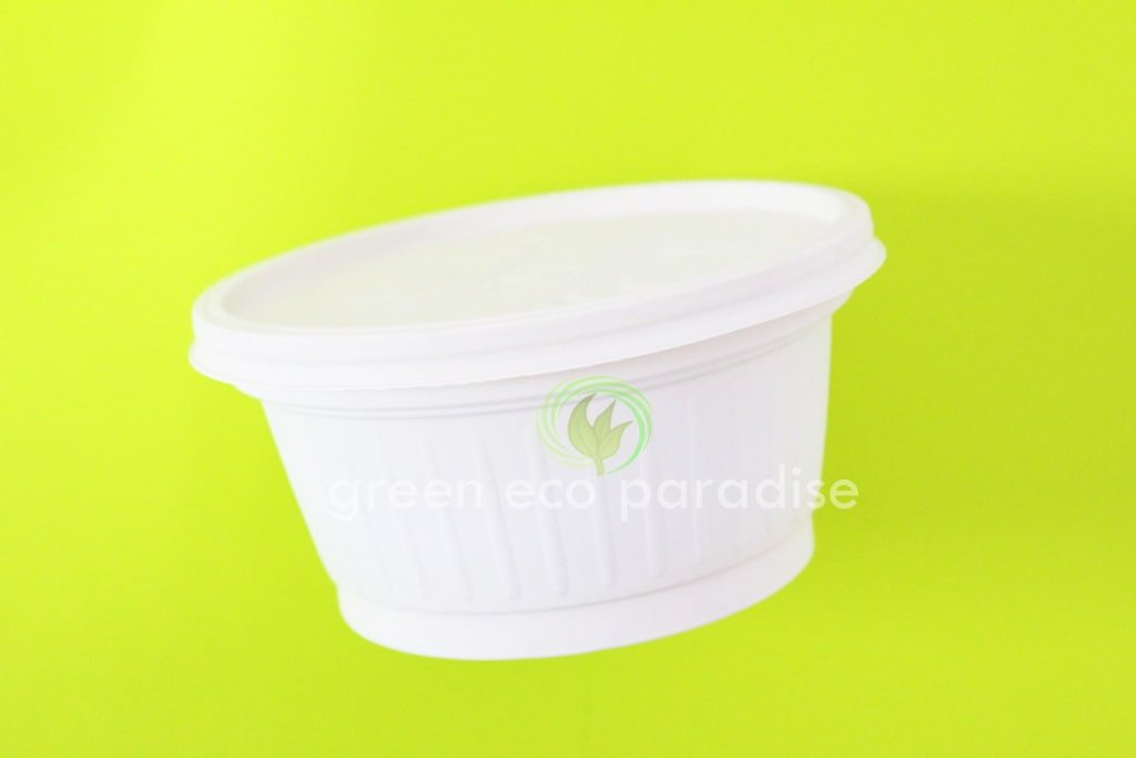 Biodegradable food containers are gaining attention of cafes and hotels.