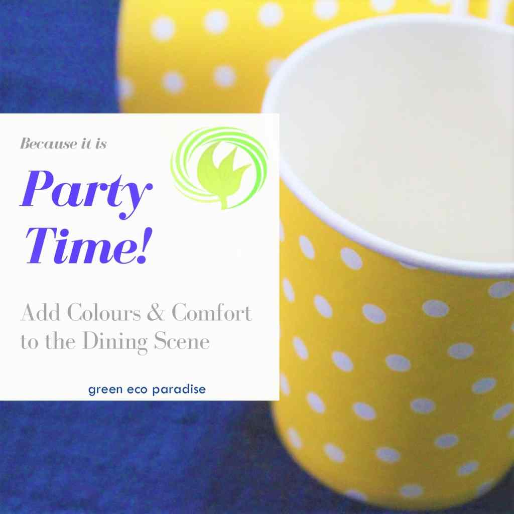 Paper Cups for parties