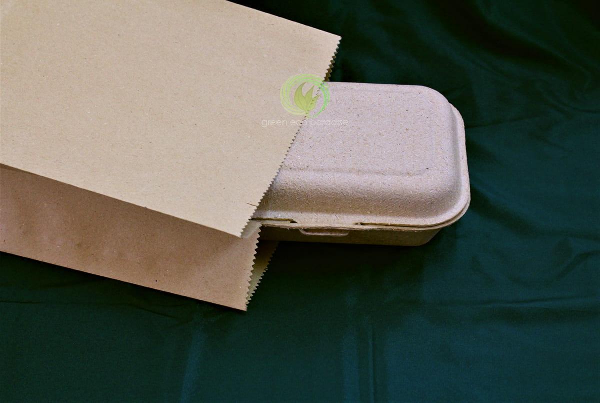 Eco friendly food packaging.