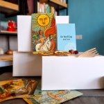A neat presentation does not require to be expensive. De Tarot Cafe proves it in style.