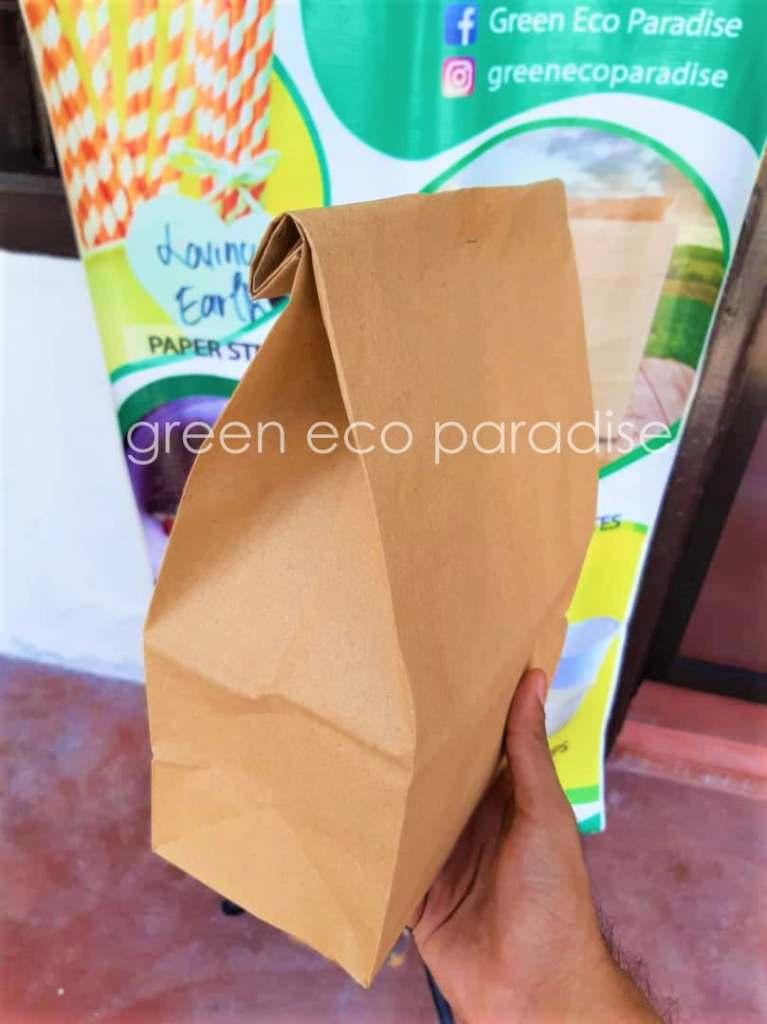 take away paper bags