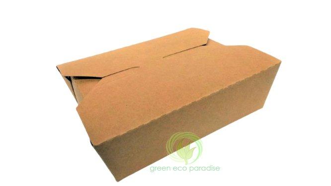 Kraft Paper Lunch Box
