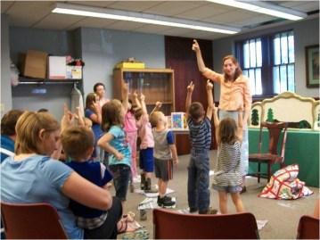 Foundation supports children's programming