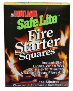 Charcoal Fire Starter Cubes