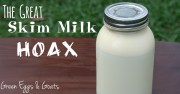 The Great Skim Milk Hoax