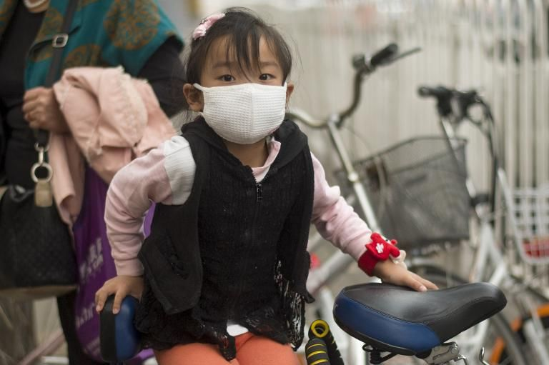 Pollution is a popular discussion topic on social media. (File photo: Fred Dufour, AFP)