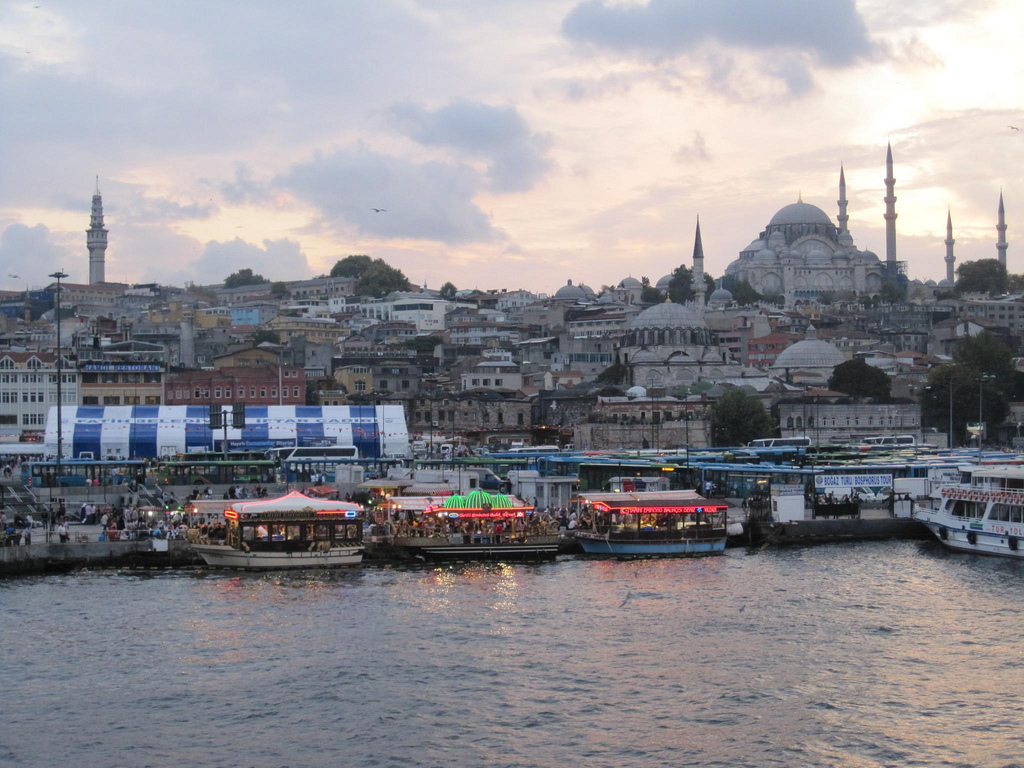 Istanbul (source: flickr / John Virgolin, creative commons)