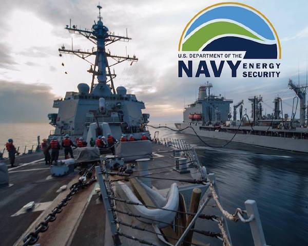 Navy Facebook posting screenshot