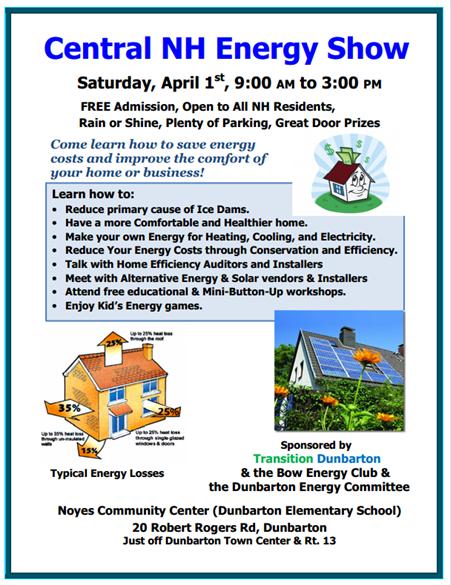 Dunbarton Energy Show