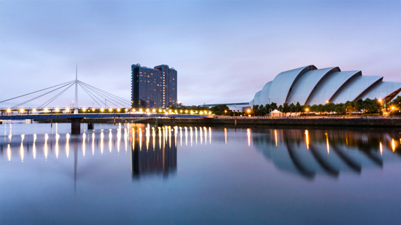 River Clyde in Glasgow (Image: Thinkstock)
