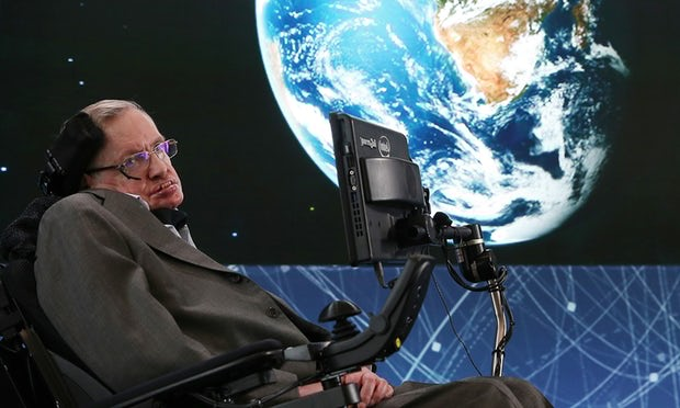 Stephen Hawking (Photo: Jemal Countess | Getty Images)