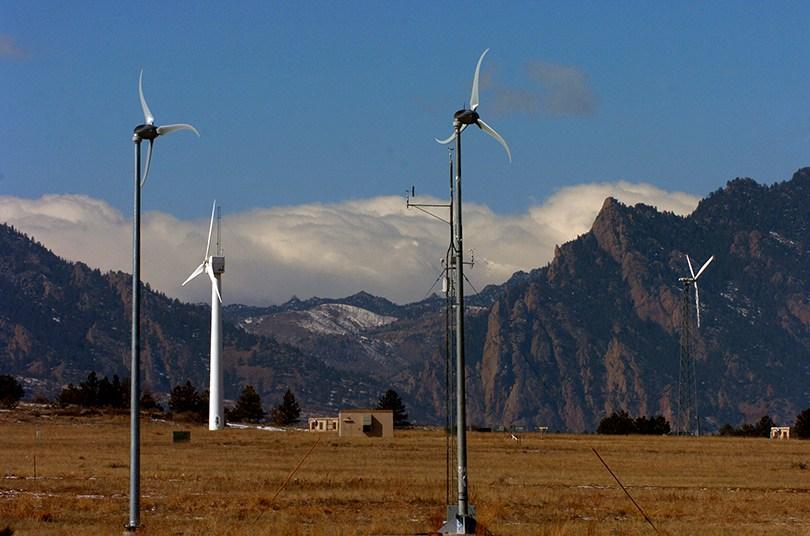 NREL's Wind Technology Center (Helen H. Richardson | Denver Post)