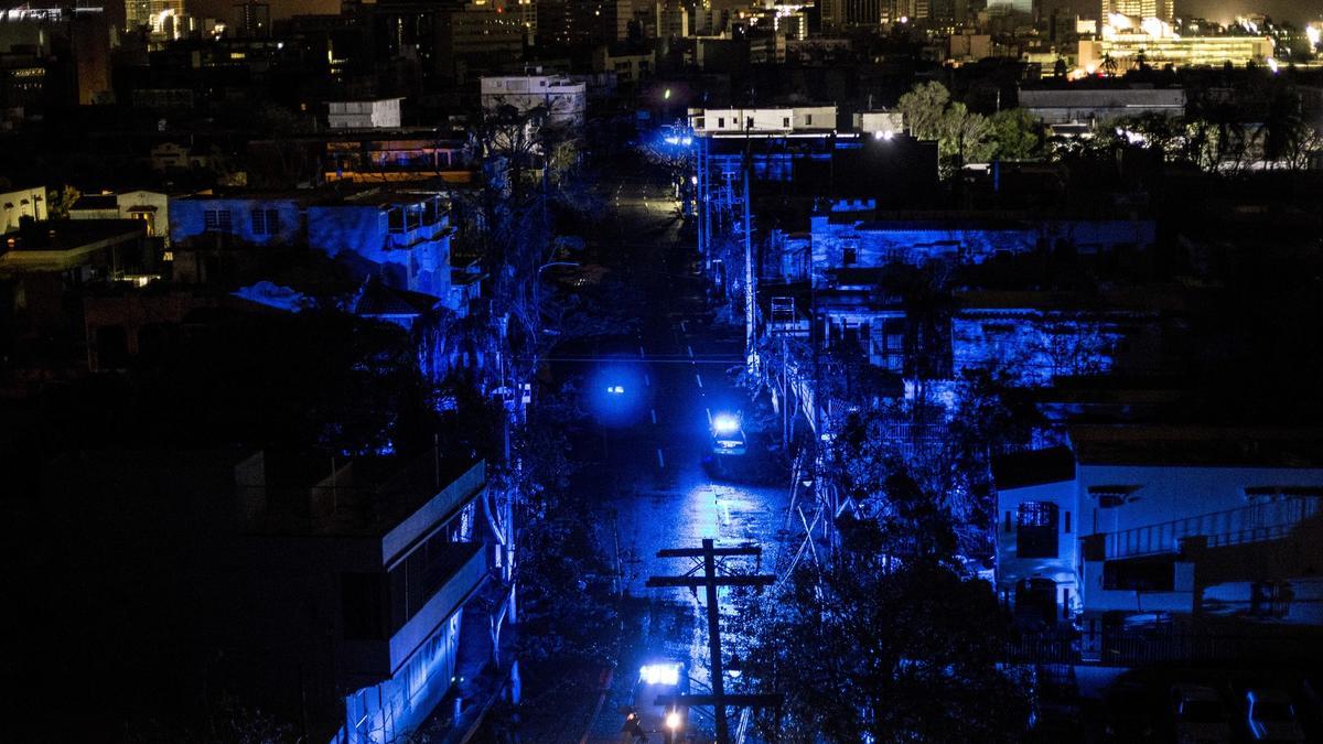 San Juan after Hurricane Maria (Alex Wroblewski | Getty Images)