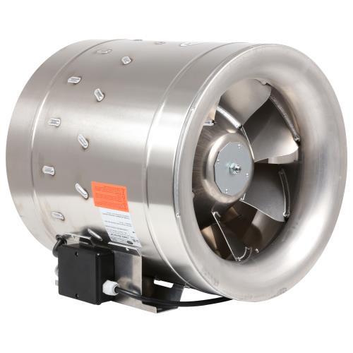can fan max fan 18 in 240 volt 3665 cfm