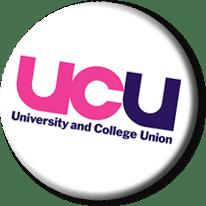 UCU University and College Union badge