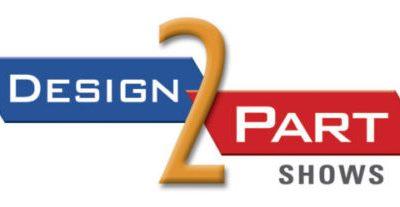 Visit Us at Design2Part Santa Clara June 8-9th
