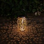 Solar Lantern Lights Apartment Living