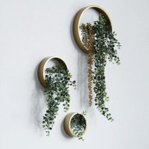 Nova Modern Nordic Wall Vases Apartment Living